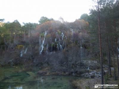 Nacimiento Río Cuervo;Las Majadas;Cuenca;viajes solteros amboto lagos de saliencia la mujer muerta